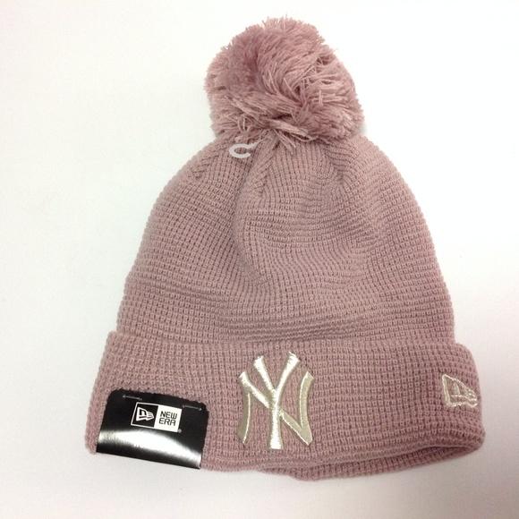Newyork Yankees Womens Winter Beanie Hat 07790ee01
